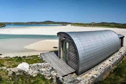 Carnish Cabin Seapink