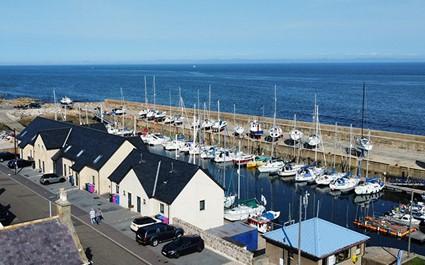 Marinaside Lossiemouth