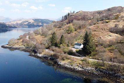 Achleek Cottage, Loch Sunart