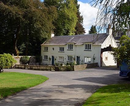 Stables Cottage at Borthwickshiels